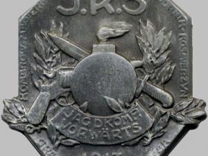 C. in kr. 5. PEHOTNI POLK, JURIŠNA STOTNIJA  (J.R. 5 JÄGDKOMP.)